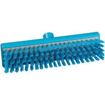 Deck Scrub / Broom Blue Comes with 1.3m handle 22mm diameter - Each