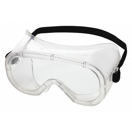 Yubo Safety Goggles / Medicical Goggles Clear with Strap - Each