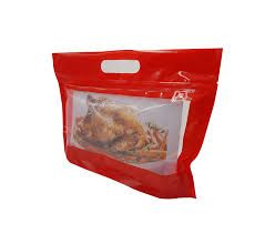 Laminated Chicken Bags (Retail Sale Use) - Box of 5 x 100 Packs