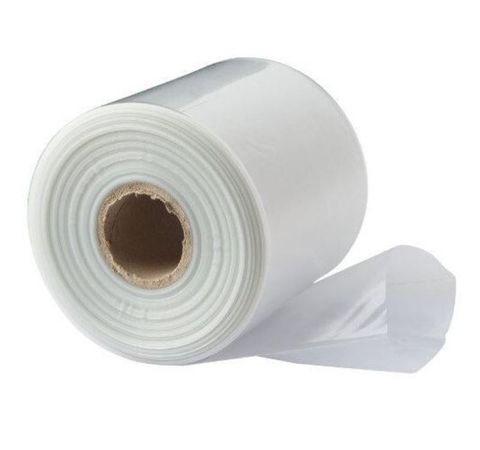 Poly Tubing Roll 1M / 2M 50uM Natural Colour - 200M Roll