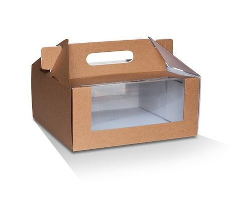 "Pack and Carry Boxes 9"" x 4"" / 228.6mm(L) x 228.6mm(W) x 101.6mm(H) - Box of 100"
