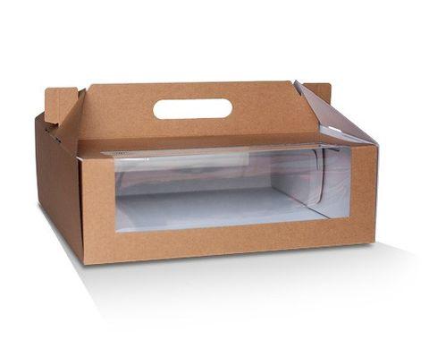 "Pack and Carry Boxes 12"" x 4"" / 304.8mm(L) x 304.8mm(W) x 101.6mm(H) - Box of 50"