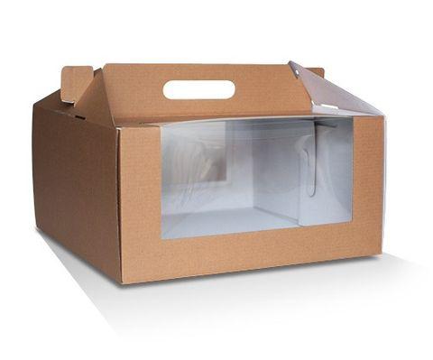 "Pack and Carry Boxes 12"" x 6"" 304.8mm(L) x 304.8mm(W) x 155mm(H) - Box of 100"