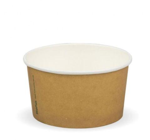 BioBoard FSC Mix Certified PLA Lined Ice Cream Bio Cup - 150ml / 5oz - Box 1,000