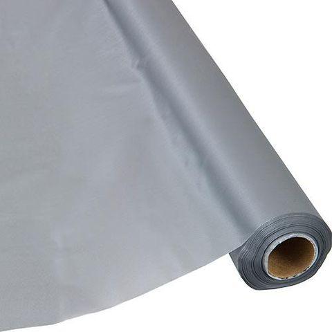 Paper Table Roll Enviro Range 1.2m Wide x 20M Length - SILVER