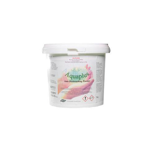DEJ Aquaplus All In One Dishwashing Machine Powder, Chlorine and Phosphate Free - 5kg