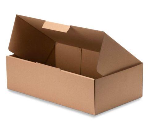 Brown Kraft Corrugated Mailing Box 5kg Capacity - Box of 50