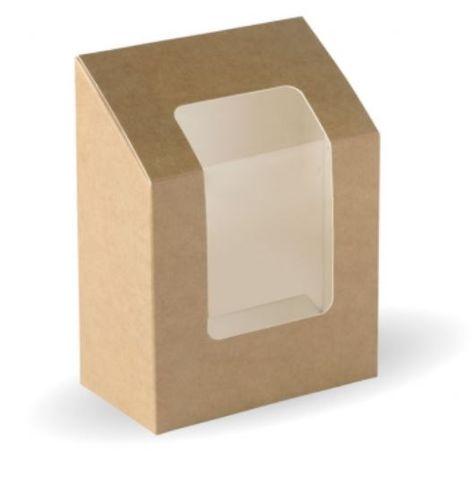 BioPak Bio Board Wrap Wedges 90mm(W) x 50mm(H) x 120mm(L) - Box of 600