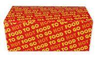 Castaway Family Good Food Snack Box 210mm x 140mm x 102mm - Box of 200