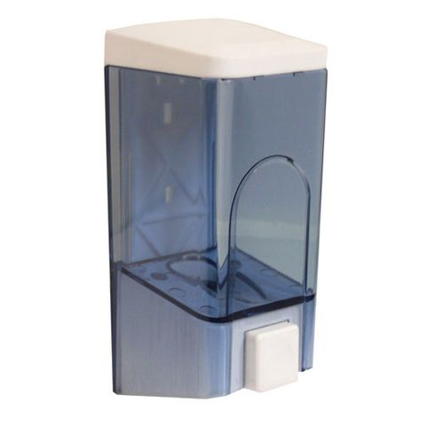 Soap Dispenser 800ml Refillable Premium Wall Mount - Each