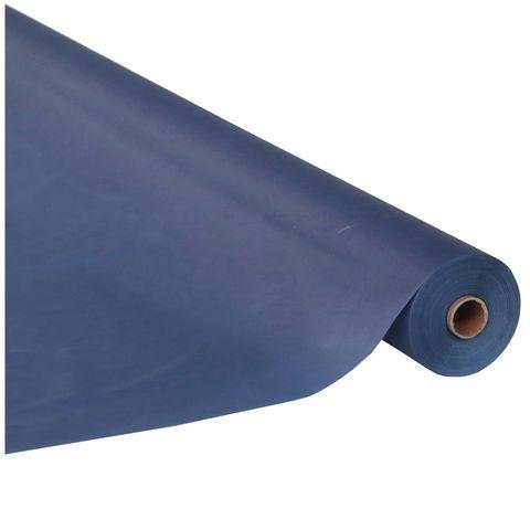 Paper Table Roll Enviro Range 1.2m Wide x 20M Length - ROYAL BLUE