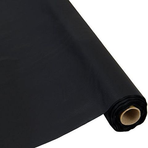 Paper Table Roll Enviro Range 1.2m Wide x 20M Length - BLACK