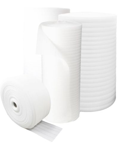 Packing Foam Rolls - 1200mmHx 1mmW x 100 Metres Long - Roll
