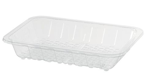 Liquid Lock Chicken Boat Trays for Meat / Produce - Box of 500