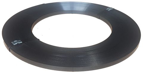 Black Steel Strapping 19mm(W) - Pack of 16kg
