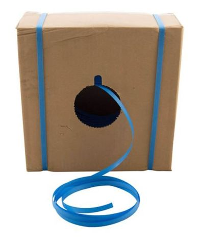 Plastic Hand Strapping Blue 1,000m x 12mm(W) - Each