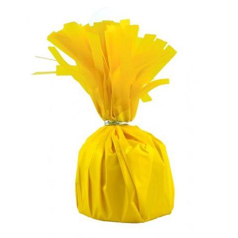 Balloon Weight Yellow - Each