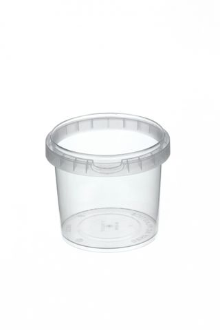 Tamper Evident Container Bases 365ml / 95mm Diameter - Box of 600