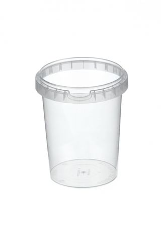 Tamper Evident Container Bases 520ml / 95mm Diameter - Box of 600