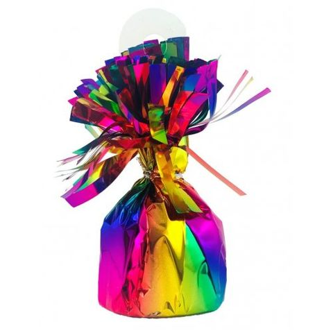 Balloon Weight Rainbow - Each