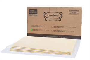 SOUR CREAM SHORTCRUST PASTRY CAREME 2.35