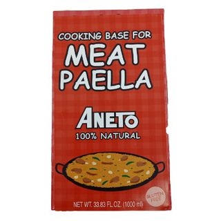 ANETO MEAT PAELLA MASTER STOCK 1LT
