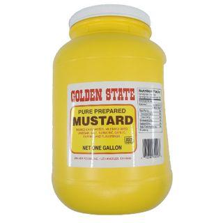 PURE PREPARED AMERICAN MUSTARD 3.8L