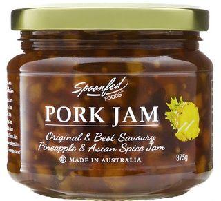 Pork Jam Jars Spoonfed Foods 200G X 6