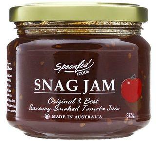 Snag Jam 200Gm Jar Spoonfed Foods