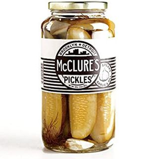 MCCLURES GARLIC DILL SPEAR PICKLE 907G
