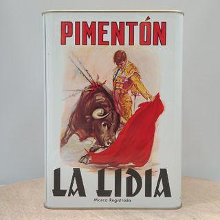 Smoked Paprika 5Kg La Lidia