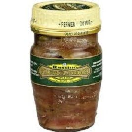 ANCHOVIE FILLETS JARS 160GR RUSSINO