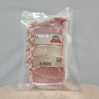 R/W Maple S/Cut Slice Bacon German 1.5Kg