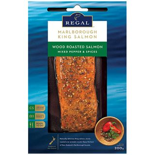 Ks Regal Mix Pepper Hot Smoked 200Gm