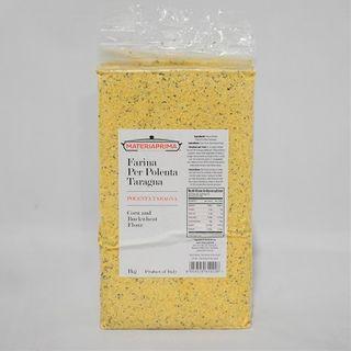 Polenta Taragna (Buckwheat) 1Kg Materiap