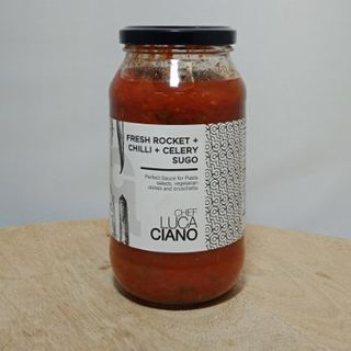 Luca Rocket Chilli Sugo Pasta Sauce 480G