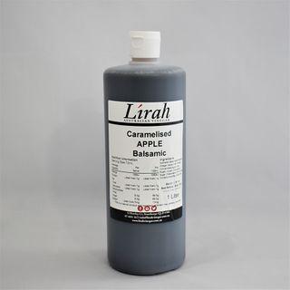 LIRAH CARAMELISED APPLE BALSAMIC 1L
