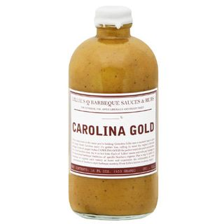 LILLIES CAROLINA GOLD BBQ SAUCE 567GM