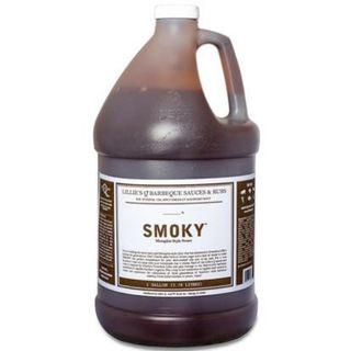 Lillies Q Smokey Bbq Sauce 3.8L