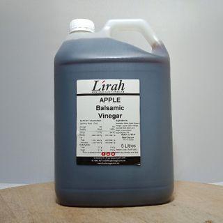 LIRAH APPLE BALSAMIC VINEGAR 5L