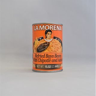 LA MORENA BAYO BEAN CHIPOTLE 440GM