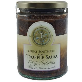 BLACK TRUFFLE SALSA 500GM GREAT SOUTHERN