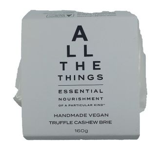 Allthethings Vegan Truffle Brie160Gm X6