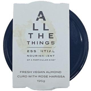 Allthethings Vegan Curd Harissa195Gm X6
