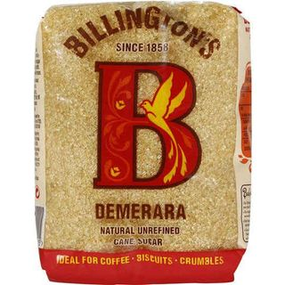 SUGAR  BILLINGTONS DEMERARA 500G