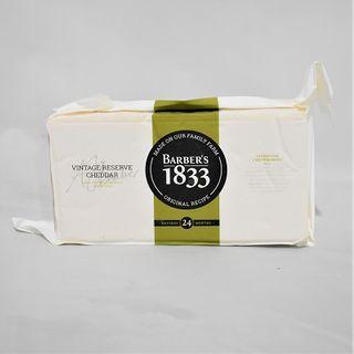 R/W  CHEDDAR BARBERS 1833  APP1.2KG