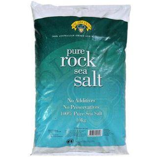 OLSSONS ROCK SALT 10KG BAG
