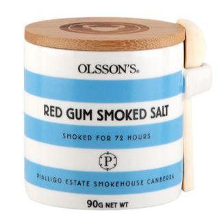 SEA SALT SMOKED REDGUM POT 90GM OLSSONS