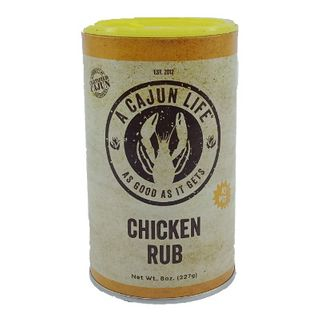 CHICKEN RUB 227G CAJUN LIFE