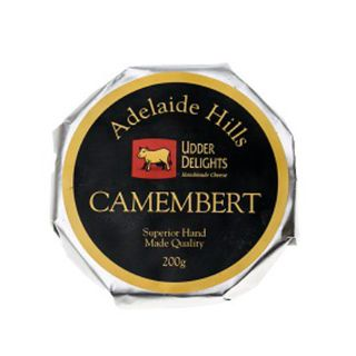 ADELAIDE HILLS CAMEMBERT CHEESE 200GM